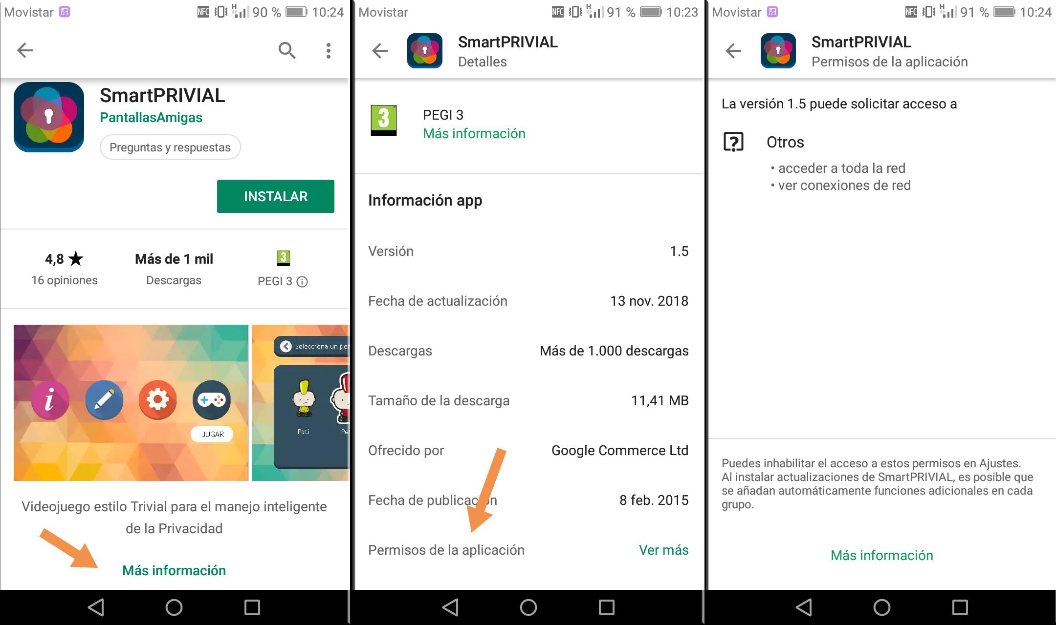 SmartPrivial-App-Permisos-Privacidad