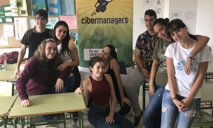 El IES Antonio Godoy se apunta a la ciberconvivencia de la mano de Cibermanagers en Las Palmas