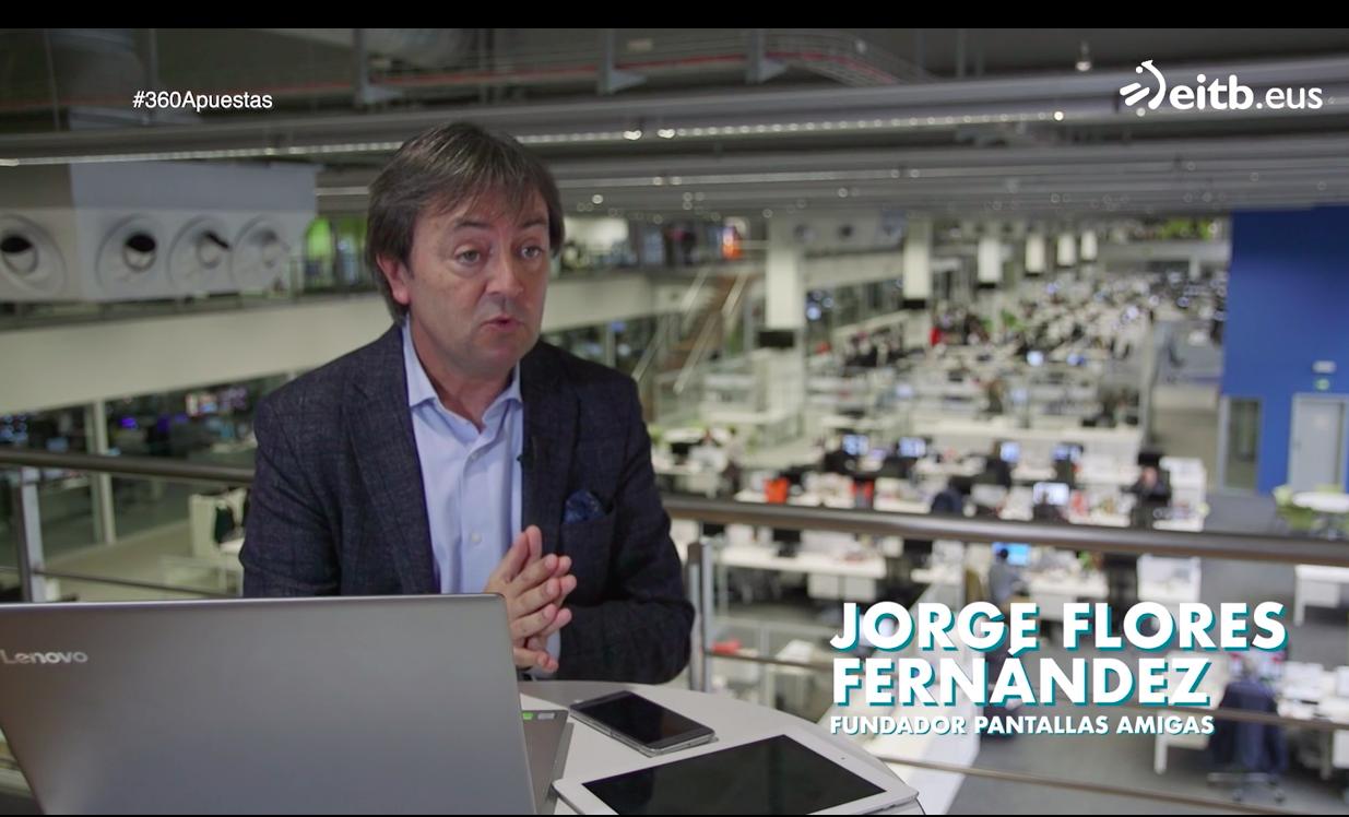 Jorge-Flores-adicciones-online-360-Grados-EiTB