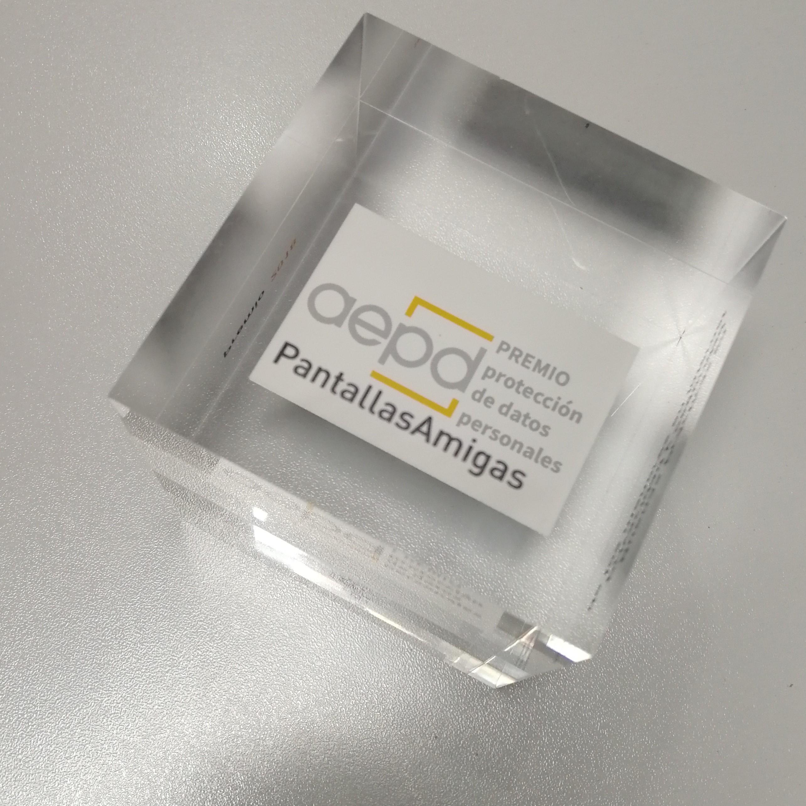 Premio AEPD