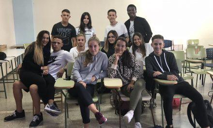 Cibermanagers del IES Cairasco de Figueroa dicen «sí» a la ciudadanía digital en Las Palmas