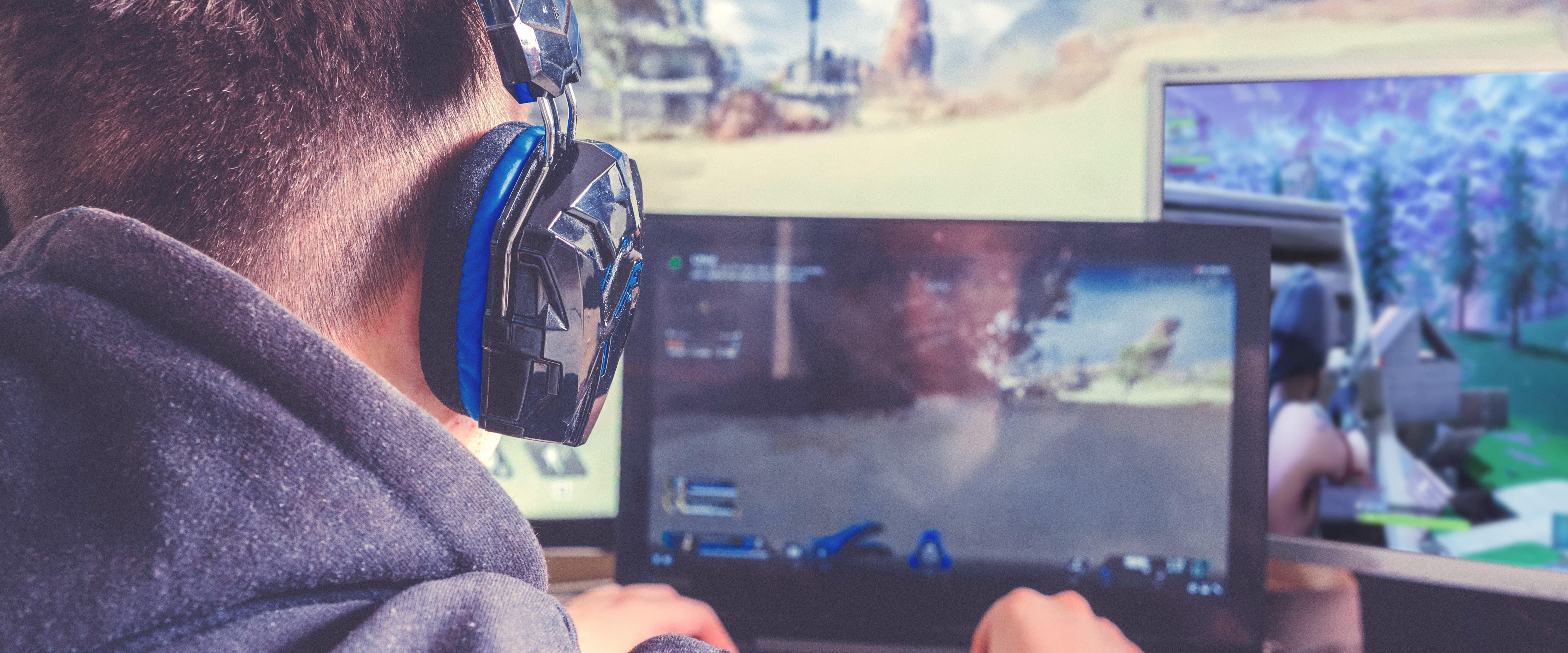adolescente adicción a videojuegos