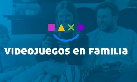[Nota de prensa] Videojuegos en familia y educativos por Navidad, ¿cómo elegirlos?