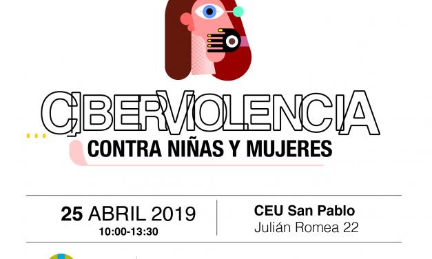 Jornada sobre ciberviolencia contra niñas y mujeres en la Universidad San Pablo CEU