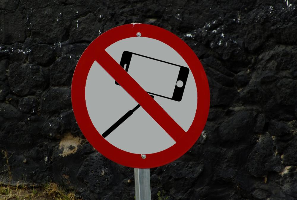 Self(d)ie: ¿deben las autoridades europeas declararle la guerra al 'selfie' restringiendo su uso?
