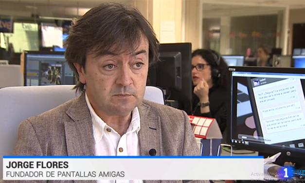 Hablamos sobre la difusión no consentida de imágenes íntimas del caso Iveco en TVE