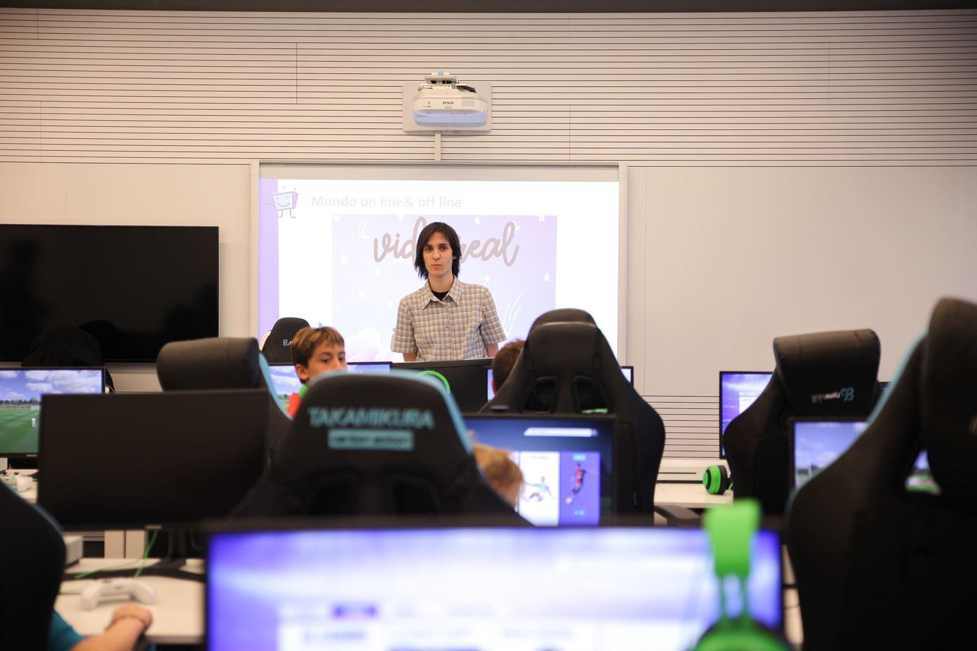 PantallasAmigas Campus Experience Fundación Real Madrid