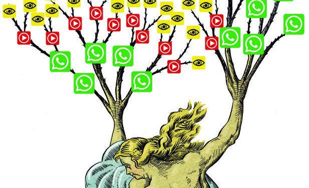 Análisis de Jorge Flores en ABC sobre las redes sociales y cómo se convierten en el precipicio para el linchamiento público