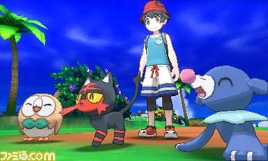Pokémon infancia