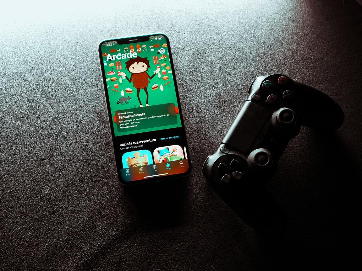 Menores Apple Arcade compra de videojuegos