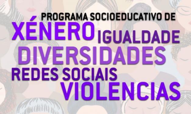 Programa socioeducativo de género, igualdad, diversidades, redes sociales y violencias en Lalín