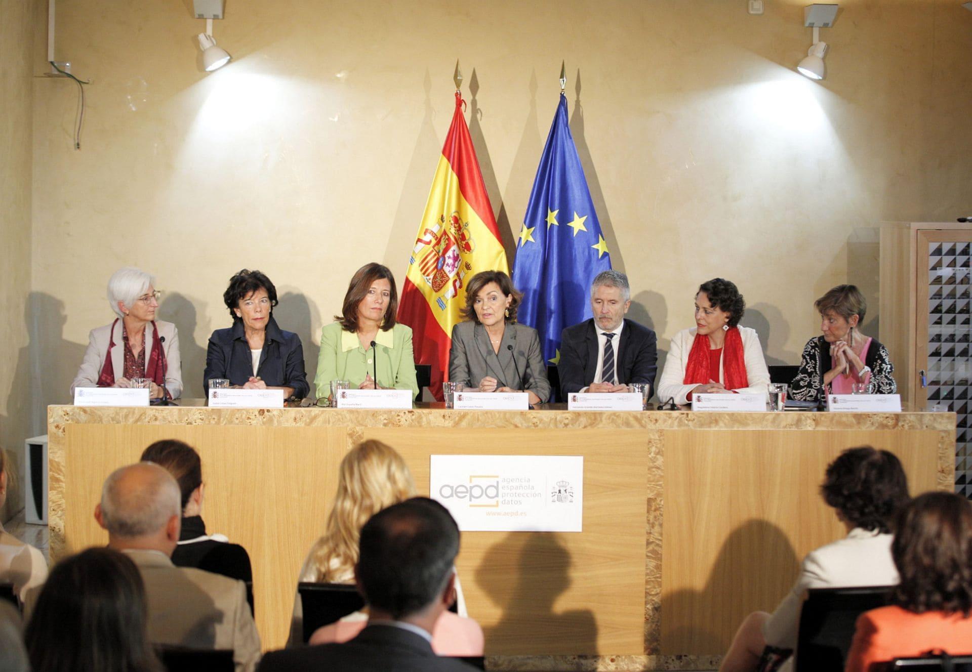 canal prioritario de la Agencia Española de Protección de Datos