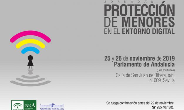 El Consejo Audiovisual de Andalucía celebra las Jornadas sobre Protección de menores en el entorno digital
