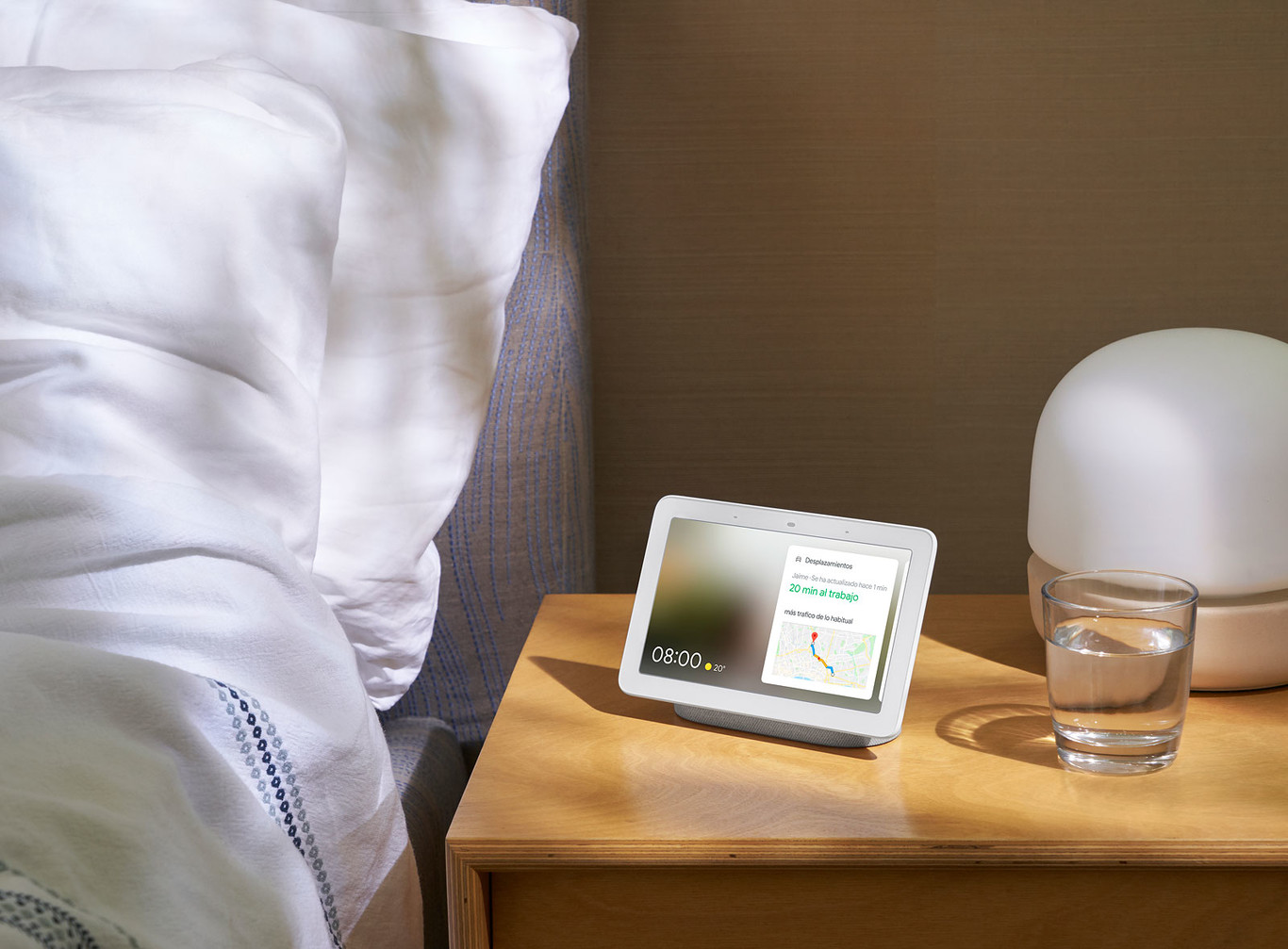 "Google Nest Hub: la ""pantalla inteligente"" con Google Assistant"