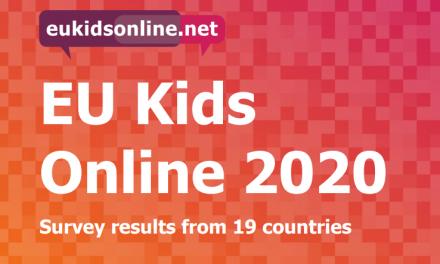 Estudio EU Kids Online 2020, resultado de la encuesta sobre prácticas en internet de menores de edad en 19 países europeos