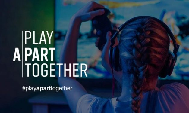 La OMS y las compañías de videojuegos unen fuerzas ante el coronavirus #PlayApartTogether