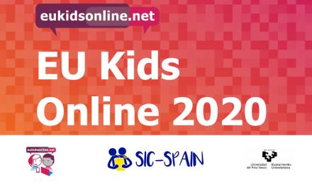 Estudio EU Kids Online 2020, resultado de la encuesta en España sobre competencias, mediación, oportunidades y riesgos online