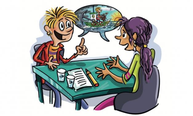 """Guía """"Conversar con adolescentes en dificultad social"""""""