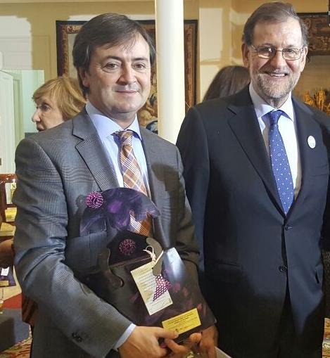 """Reconocimiento a la """"Prevención de la ciberviolencia de género adolescente"""" concedido por el Gobierno de España."""