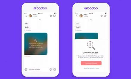 Badoo 'intercepta' y bloquea las imágenes sexuales no deseadas mediante inteligencia artificial