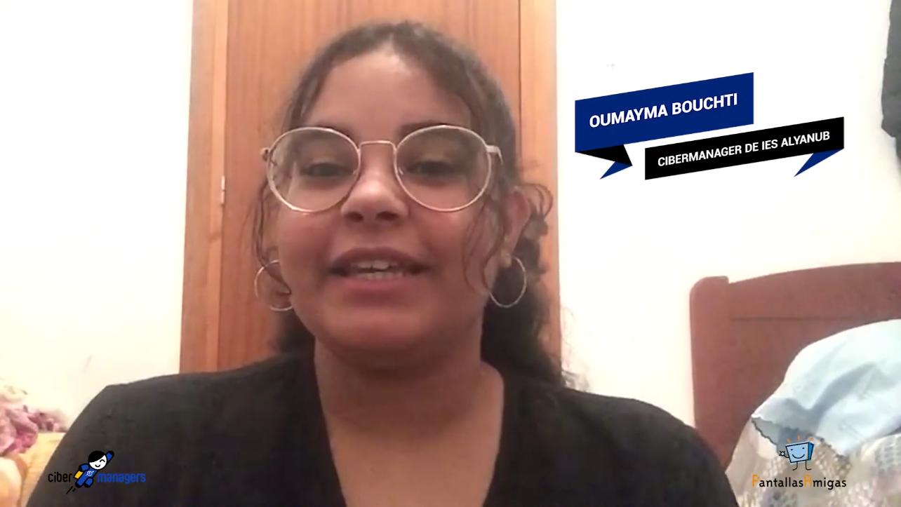 Oumayma-Cibermanagers