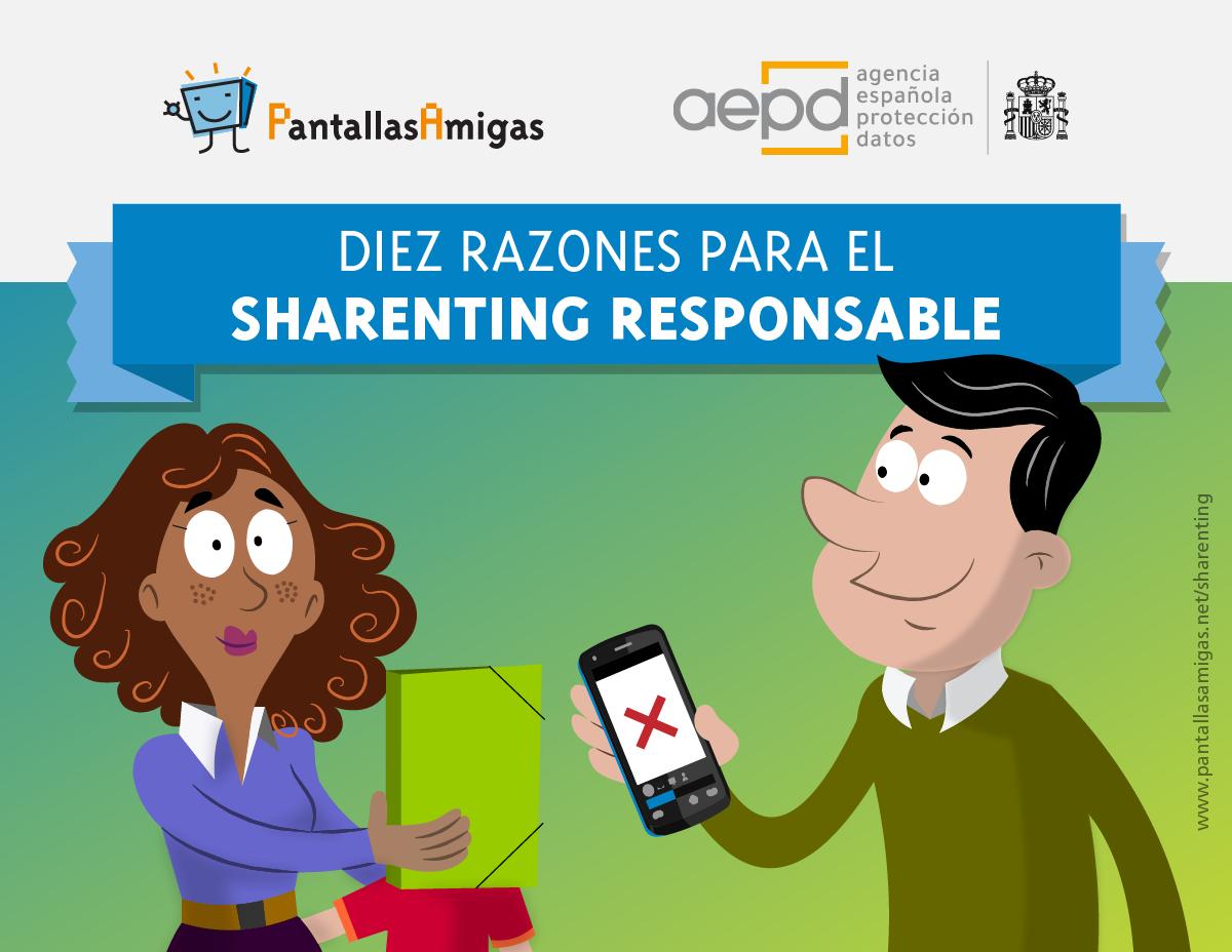 sharenting responsable