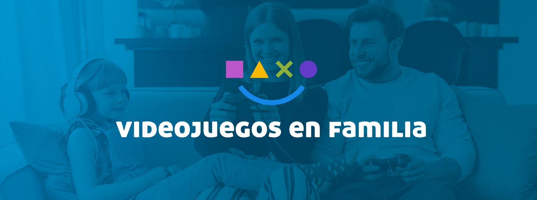 PantallasAmigas videojuegos en familia