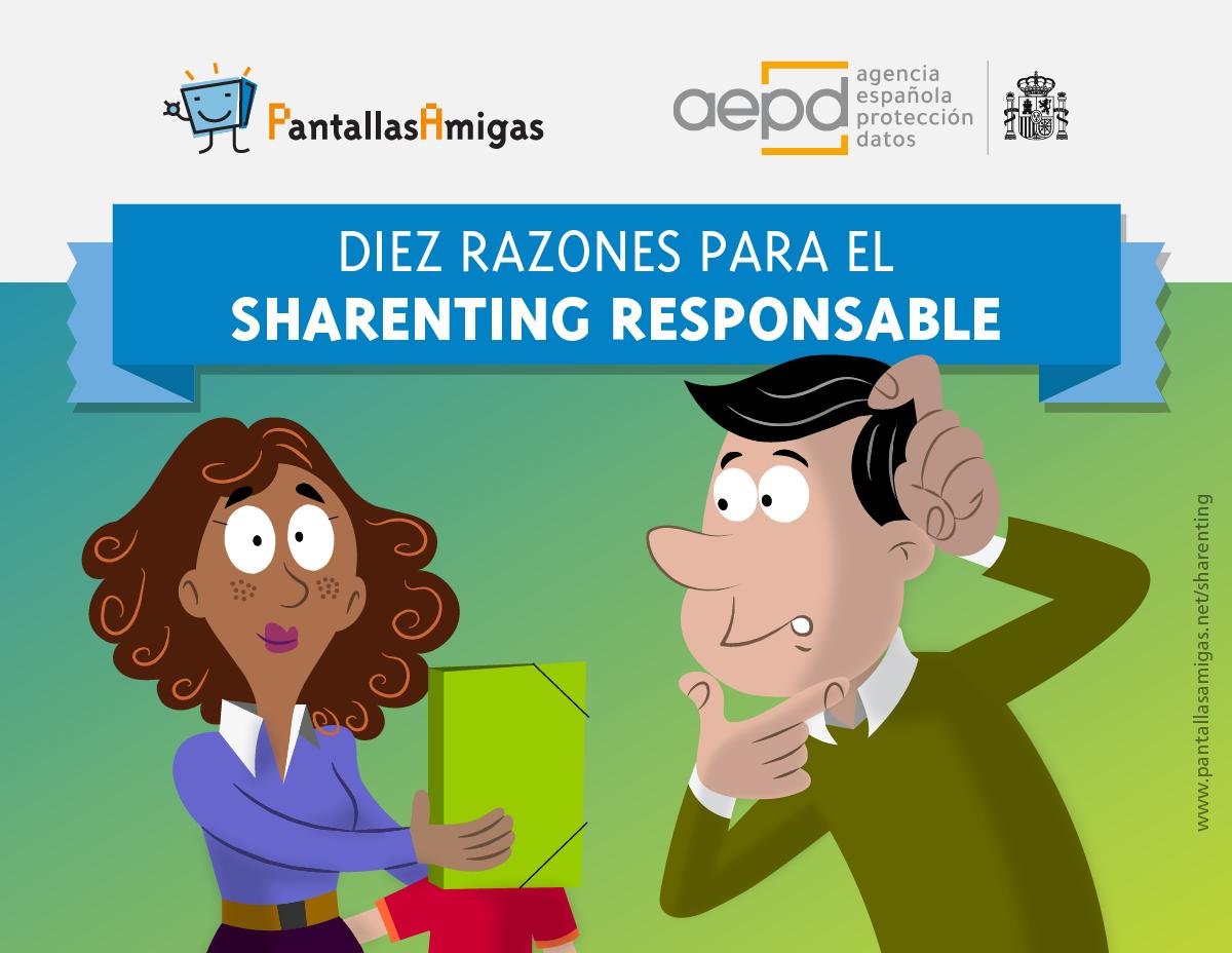 Sharenting-responsable