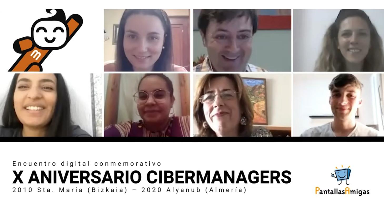 X Aniversario cibermanagers