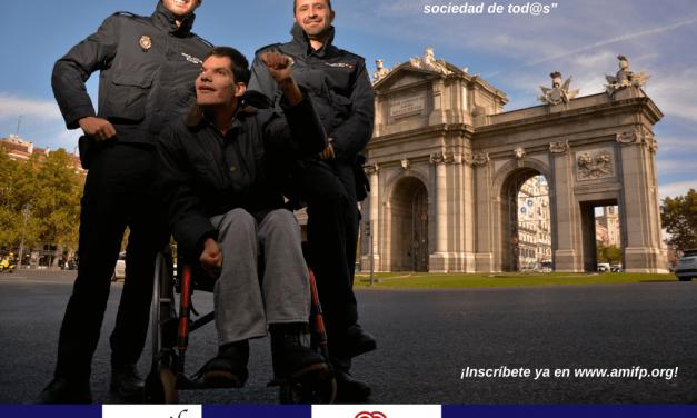 """Jornadas Amifp 2020: """"El derecho a la Accesibilidad para una sociedad de tod@s"""""""