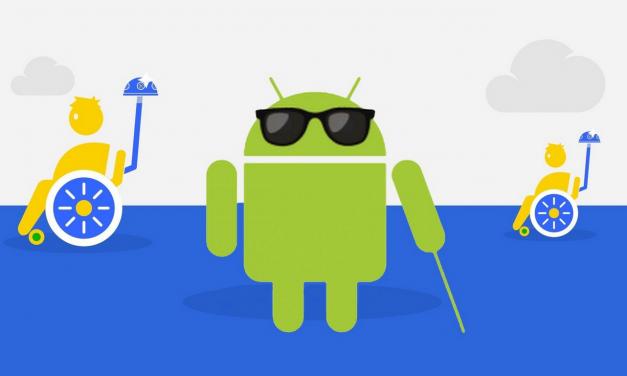 Opciones de accesibilidad dentro de los teléfonos móviles Android