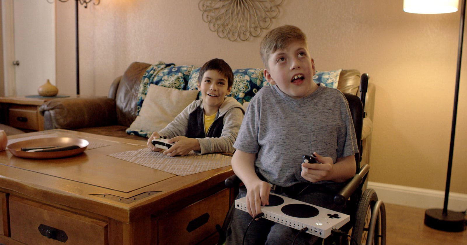 Xbox-Adaptive-Controller-accesibilidad-videojuegos