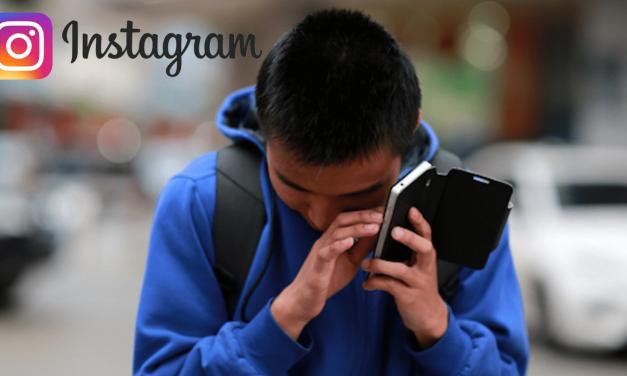 Opciones de accesibilidad en la red social Instagram