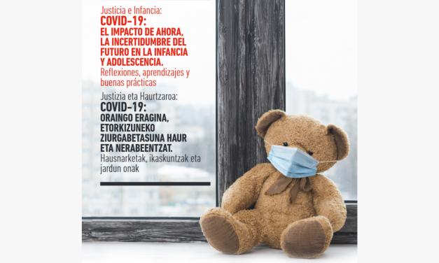 III Foro autonómico del País Vasco y XX Foro Estatal de Justicia e Infancia