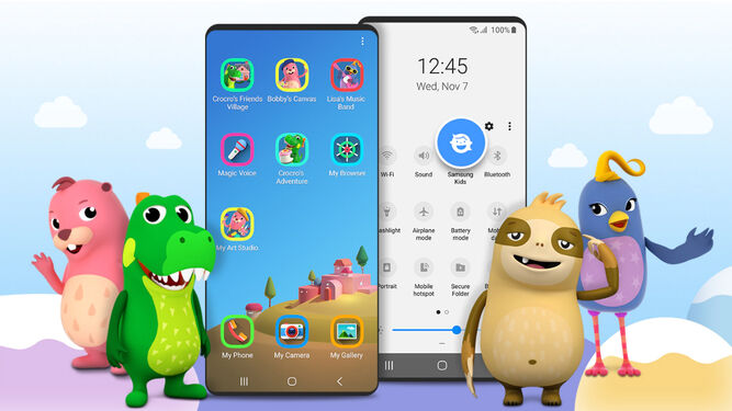 Samsung-Kids-movil-menores