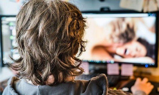 ¿Sabes qué es un niño (y niña) pornográfico?
