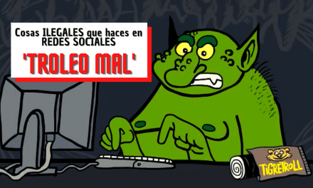 Troleo, injurias y calumnias en Internet. Ley y Desorden