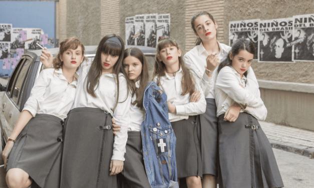 'Las niñas' en su viaje del casete al Instagram