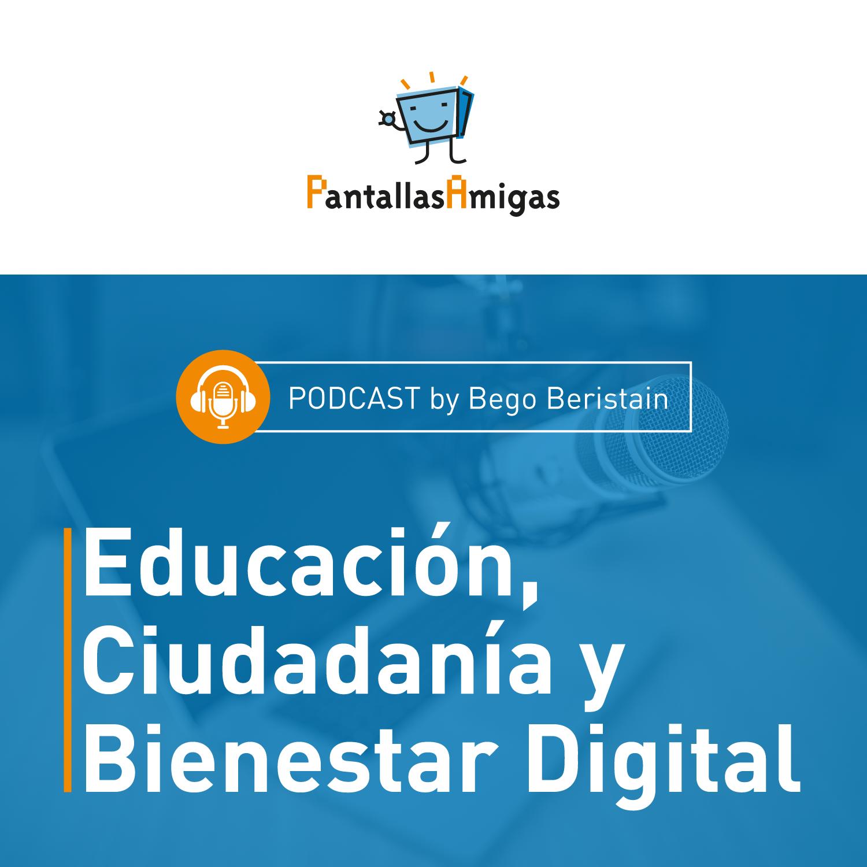 Podcast-PantallasAmigas-Educacion-ciudadania-y-bienestar-digital
