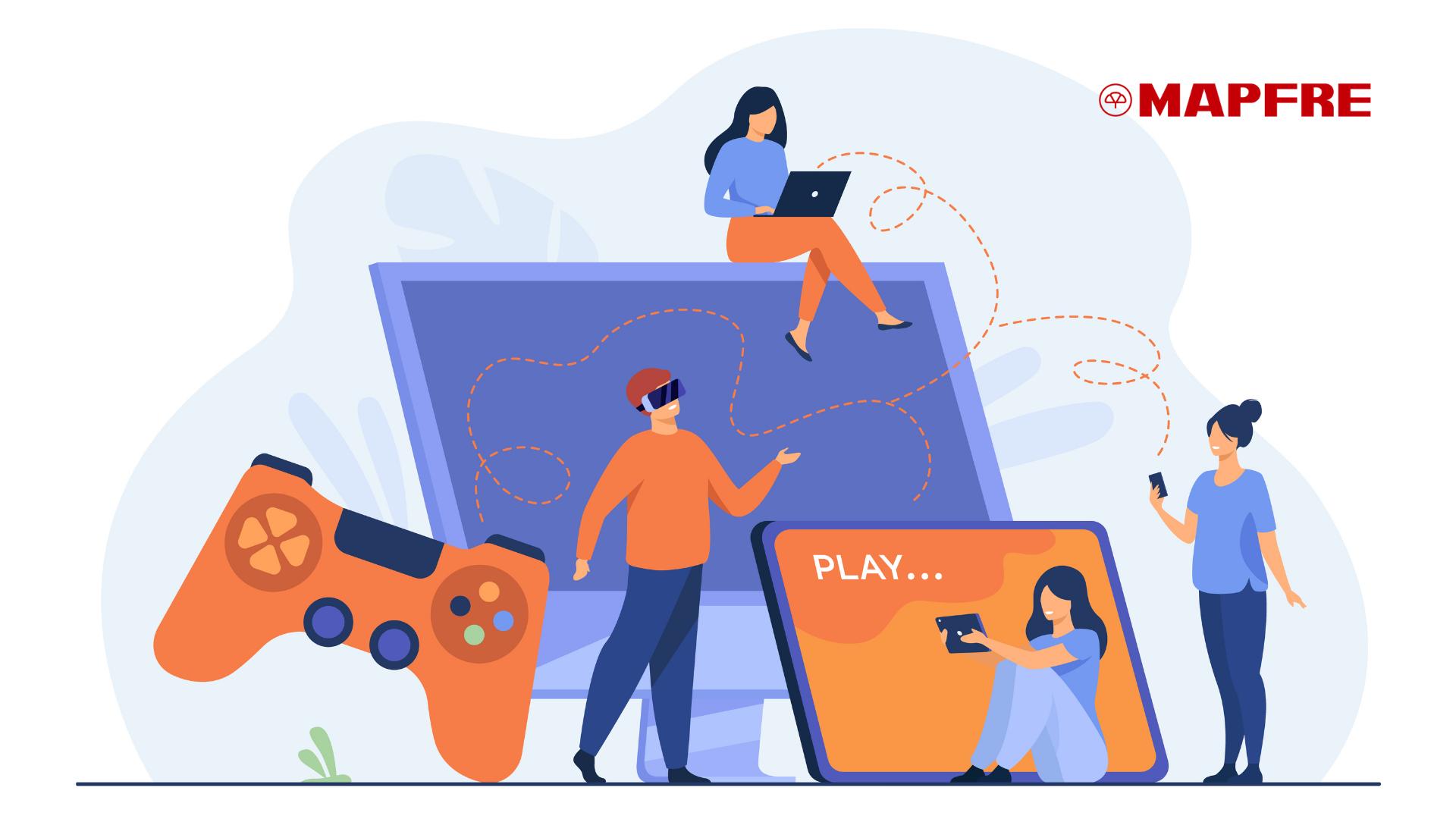 Videojuegos: elección y recomendaciones básicas de uso saludable