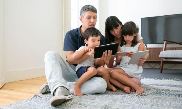 Las familias y las nuevas tecnologías, día Internacional de las familias 2021