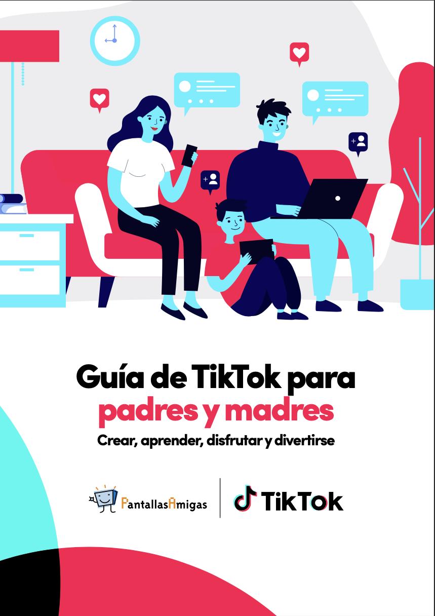 Guía de TikTok para padres