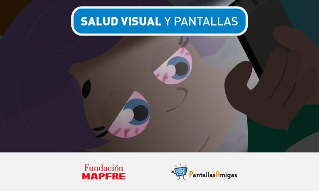 Salud Visual y Pantallas