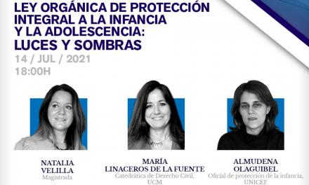 Ley Orgánica de protección integral a la infancia y la adolescencia: luces y sombras
