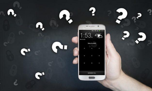 Encuesta sobre hábitos de uso del móvil, el 51% desbloquea su móvil más de 80 veces al día