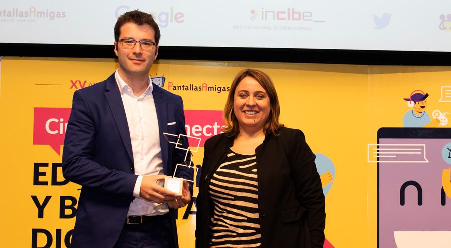 Premio PantallasAmigas Participación de la infancia y la adolescencia